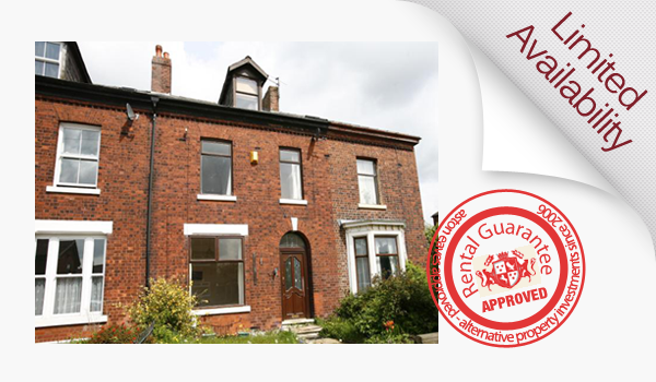 Supported living investment in Stockport
