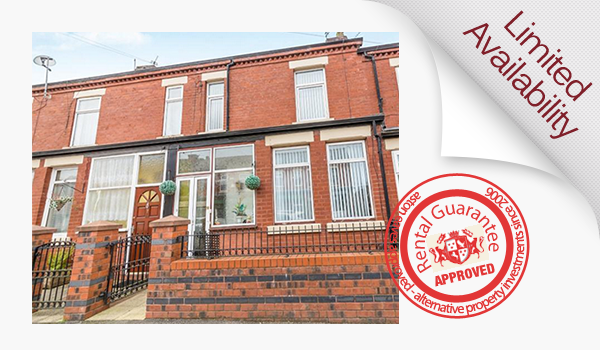 Manchester property investment guaranteed yield